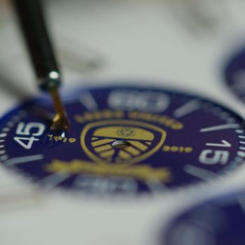 Leeds United FC Centenary Limited Edition