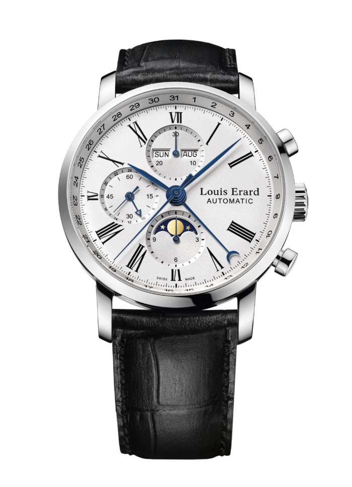 Excellence Moon Phase Chronograph