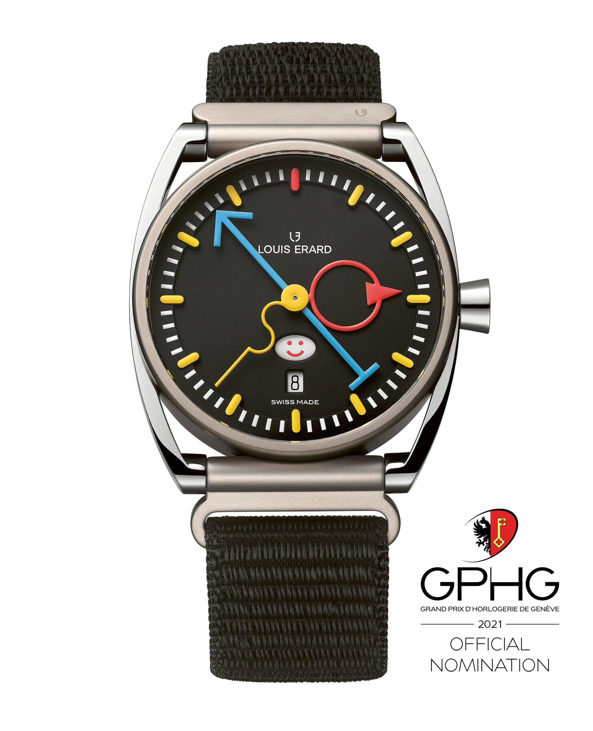 GPHG 2021 OFFICIAL NOMINATION - THREE WATCHES FROM LOUIS